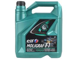 Elf Moligraf F1 10W40 4 Lt Motor Yağı (Yeni Üretim Tarihli)