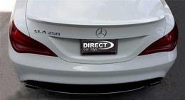 Mercedes CLA Serisi W117 AMG Bagaj Spoiler