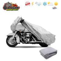 BoostZone Presto PR150 Scooter Motosiklet Branda
