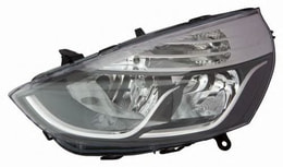 ON FAR SOL SİYAH MOTORLU RENAULT CLIO HB 12 -