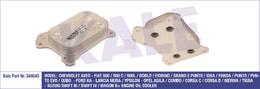 YAĞ SOĞUTUCU - CORSA C COMBO C AVEO FIAT 500 500C 500L DOBLO FIORINO PUNTO PUNTO EVOGRANDE PUNTO IDEA PANDA Z13DT Z13DTJ - Model Yılı: 04 -