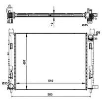 MOTOR RADYATORU CLIO IV - CAPTURE - SYMBOL - SANDERO - LOGAN - LODGY - DOKKER 0, 9TCE - 1. 2 16V - 1. 5DCI - 1. 6 12MM (51
